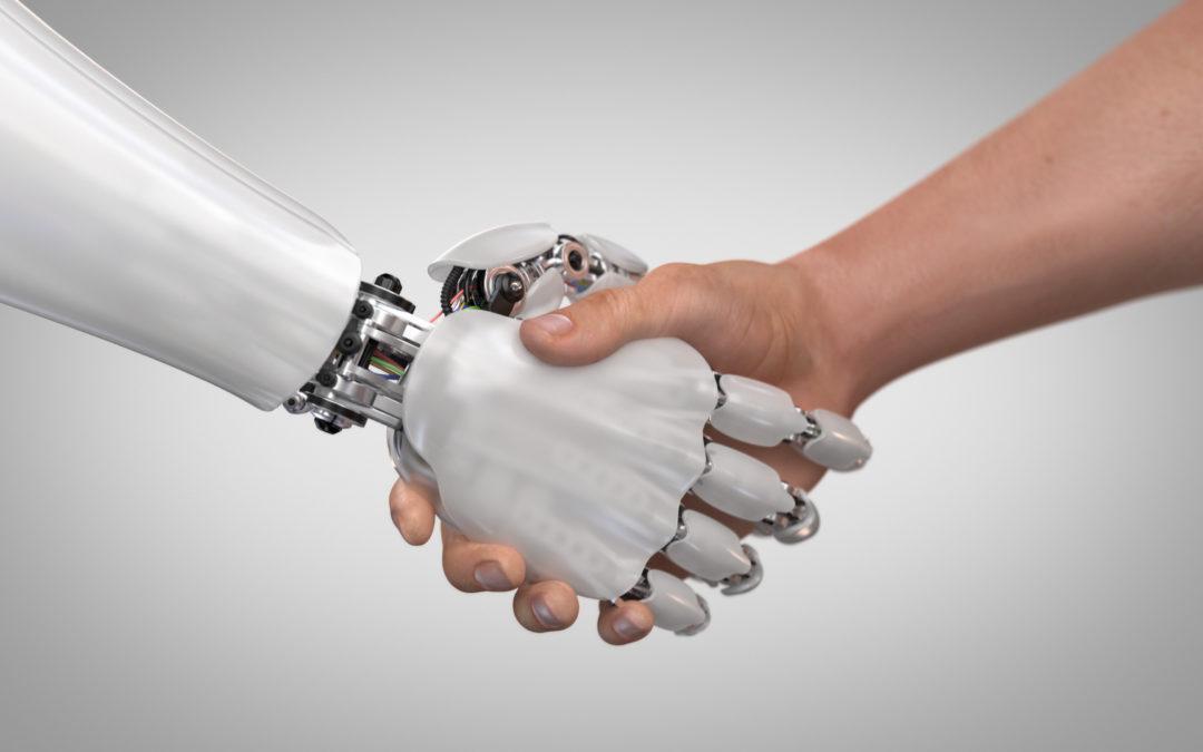 Serie Robots de Empresa Global