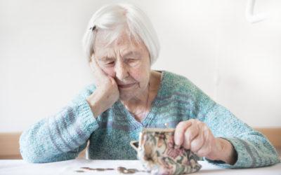 A lo mejor no podemos actualizar las pensiones