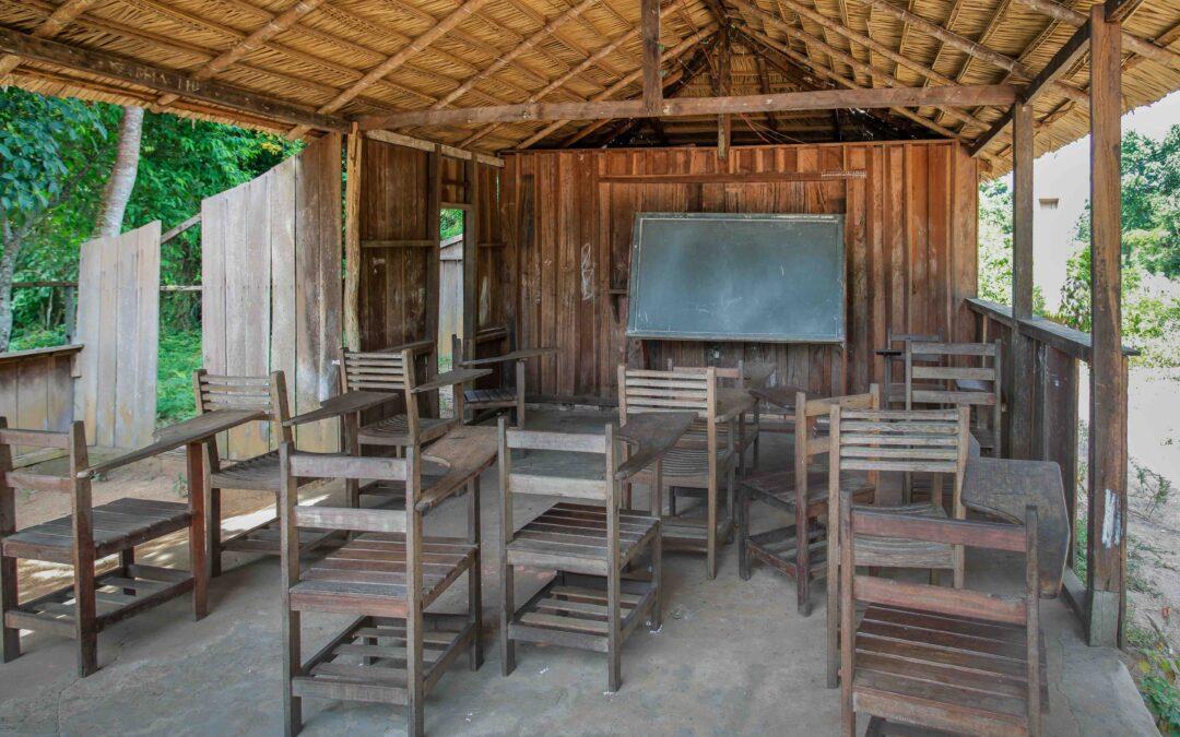 Serie Laponia: la educación del futuro será rural